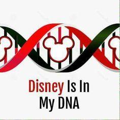 Disney DNA