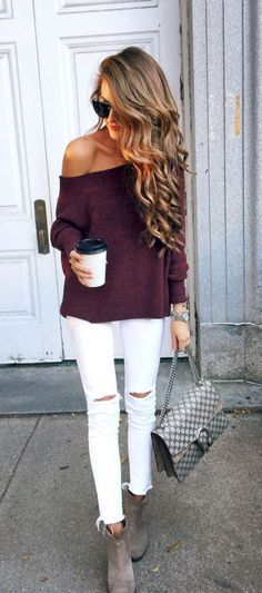 65 Best Ideas Stylish Fall Outfit That Women Should Be Owned 05225