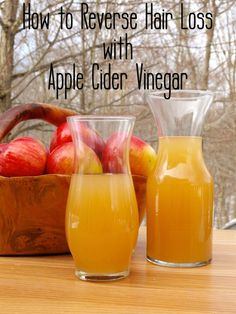 Apple cider vinegar will give you beautiful, healthy hair.