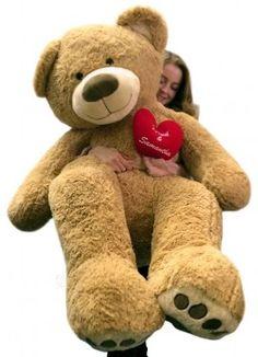 Big Plush Teddy bear