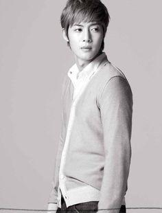 Kim Hyun Joong 김현중 ♡ black & white ♡ Kpop ♡ Kdrama ♡