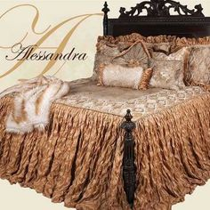 Alessandra Luxury Bedding | Reilly-Chance Collection