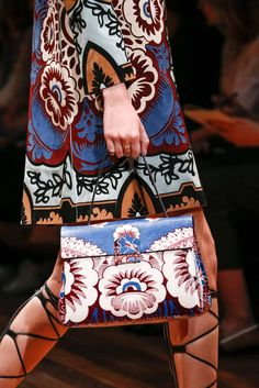 Valentino Spring 2015 Ready-to-Wear - Details