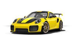 Porsche with front black. 2019 by Porsche rs Porsche 911 Gt2 Rs, New Porsche, Porsche Cars, Ferdinand Porsche, Super Sport Cars, Super Cars, Exotic Sports Cars, Exotic Cars, Premium Cars