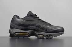 b94baae0add7ff SneakerFiles Recommend Nike Air Max 95 Premium SE 924478-003 Black Gold  Footwear