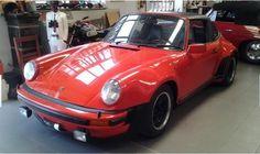 Interexportcar.com -Porsche 911 2.7 CARRERA TARGA