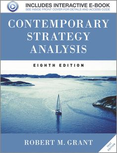29 best textbooks worth reading images on pinterest textbook contemporary strategy analysis text only by grant robert m published by wiley eighth edition paperback contemporary strategy analysis text only by fandeluxe Image collections