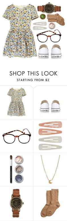 """""""clothing i must wear to be socially acceptable"""" by giraffegirly ❤ liked on Polyvore featuring Jack Wills, Converse, fred flare, Forever 21, Bare Escentuals, Dogeared, Bamford and PolyvoreMostStylish"""