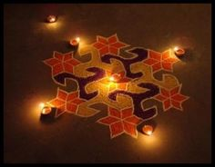 Happy Diwali 2013 Rangoli designs from flowers |  Rangoli designs | Rangoli making In this article we are going to provide you the stuffs like Happy Diwali 2013 Rangoli designs from flower,best rangoli designs for diwali,best rangoli designs from flowers,unique rangoli collection,latest rangoli patterns for diwali,rangoli designs,best rangoli making, diwali rangoli from flowers and many more. Amidst the diwali preparations, rangoli plays a very important role. The ladies of house make…