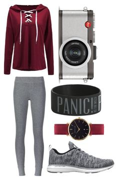 """""""Untitled #94"""" by destiny-mcgeough on Polyvore featuring ATM by Anthony Thomas Melillo, Athletic Propulsion Labs, Leica and Abbott Lyon"""