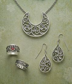 Vine Collection from James Avery Jewelry #jamesavery