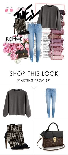 """Untitled #33"" by canimbenim ❤ liked on Polyvore featuring Urban Decay and H&M"