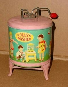 Vintage Childs Washer.