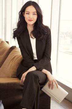 Top  Classy  Elegant Fashion Combinations for Business Woman #business #classy #combinations #elegant #fashion #woman