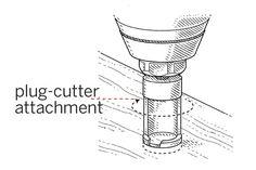 Make Face-Grain Wood Plugs: Step 1