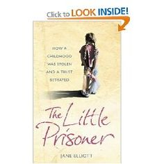 The Little Prisoner by Jane Elliot