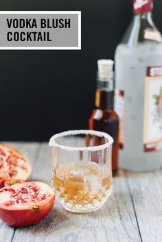Starting with homemade grenadine—made with just 2 ingredients—this recipe for a Vodka Blush Cocktail has everything you look for in a sophisticated fall drink. This easy, boozy beverage may just become your signature mixed drink for holiday parties.