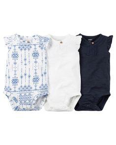 Infant Baby Girls Rompers Sleeveless Cotton Onesie Eyechart Creative Print Outfit Spring Pajamas Bodysuit
