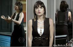 Outros looks em dezembro de Paloma, Patrícia e Silvia na novela Amor à Vida