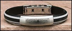 Serenity Rubber Bracelet for Men or Women Value Line, http://www.amazon.com/dp/B008C2ABNE/ref=cm_sw_r_pi_dp_mzV9pb1ZBRPS5