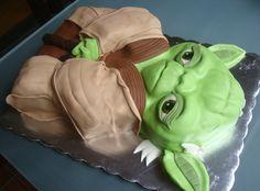 Yoda Cakes Photos
