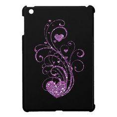 Sparkles & Glitter iPad Mini Case