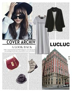 """""""LUCLUC 20"""" by antonija2807 ❤ liked on Polyvore featuring Shin Choi, Chloé and lucluc"""