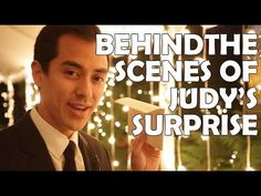 Behind the Scenes: Setting up Judy's Surprise for itsJudyTime! See extra footage, laughs, and behind the scenes set up from Judy's Surprise Night with Sarah, Benji and the Lights For All Occasions crew. #itsjudytime #behindthescenes #judyssurprise
