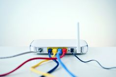 Where you place your router can affect the quality of your WiFi.