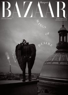 Riccardo Tisci stars on our limited-edition March-issue cover