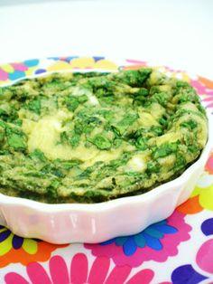 Omelete de Espinafre de Forno | Figos & Funghis