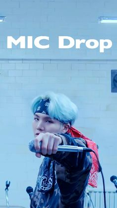 Suga BTS Mic Drop Remix Wallpaper ♡