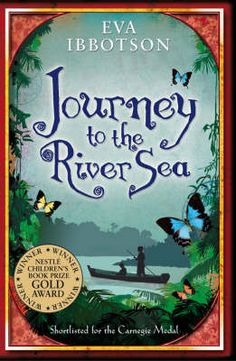 Cracking good adventure, set in the Amazon. We give Eva Ibbotson a mention in this blog post: http://www.primaryenglished.co.uk/index.php/historical-fiction/