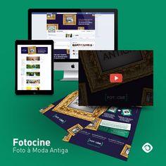 Campanha desenvolvida pela Interativacom para a Fotocine na Festa Nacional da Uva 2014. #agenciacompleta #fotocine #Festadauva2014