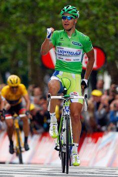 Peter Sagan - Le Tour de France 2012 - Stage Three