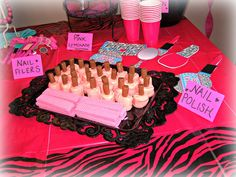 46 Best Spa Party Images Pajama Party Ideas Party Sleepover