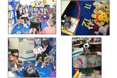 Library Story Time - I Love to Read Month