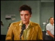 Elvis Presley - Treat Me Nice (COLOR and TRUE STEREO) - Jailhouse Rock Movie