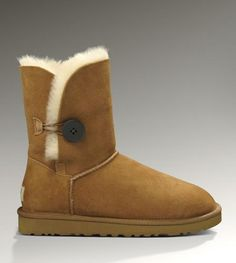 UGG Bailey Button 5803 Chestnut For Sale In UGGs Outlet