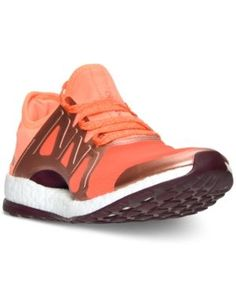 7998e53f599420 adidas Women s Pure Boost Expose Running Sneakers from Finish Line - Red  9.5 Adidas Pure Boost