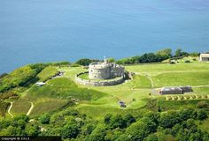 pendennis castle | Pendennis Castle, Falmouth, Cornwall, England, United Kingdom
