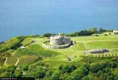 pendennis castle | Pendennis Castle, Falmouth, Cornwall, England, United Kingdom