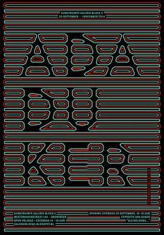 Galerie Block C Poster for Ada Duker - www.hansje.net