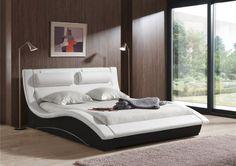 BETTY (bicolore white-black, sk. VI) White Lead, Black And White, Outdoor Furniture, Outdoor Decor, Betta, Taupe, Couch, Led, Bedroom
