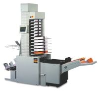 Watkiss Vario Collator with online Automatic Stitch, Fold & Trim.