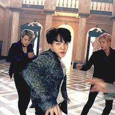 Bangtan Gifs: BTS comeback 2016