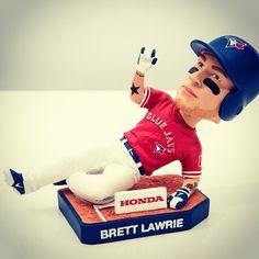 Brett Lawrie Bobblehead 2013, Toronto Blue Jays