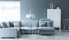 RELAX soffa DROP soffbord ONE skåp #SvenskaHem #Nyhet #struktur #Pinnstol #TV-soffa #Hörnsoffa