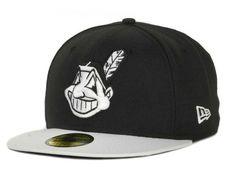 Cleveland Indians New Era MLB Dub Vice 59FIFTY Cap 62ed95ecc784