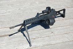 Heckler & Koch MG36